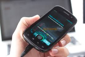 android ics android ics on nexus s tutorial extremetech
