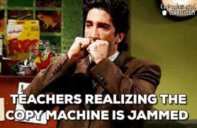What Do You Think Meme - 10 friends memes that perfectly sum up teacher life