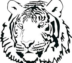 coloring page tiger paw coloring page tiger tiger colouring free template coloring pages of