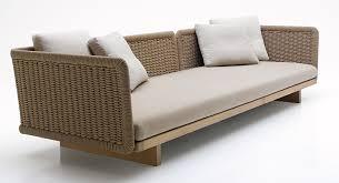 canap d exterieur salon de jardin canap d 39 angle ext rieur en bois jardins et