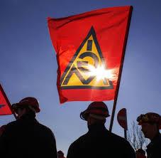 Baden Wurttemberg Flag Erneut Mehrere Tausend Südwest Metaller Im Warnstreik Welt