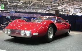 Ferrari California 1965 - we hear marchionne says ferrari dino will happen