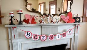 Valentine S Day Decoration Ideas For Him by Divine Fireplace Valentine Design Ideas Present Brilliant White