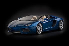 Blue Lamborghini Aventador - new pocher lamborghini aventador lp 700 4 roadster 1 8