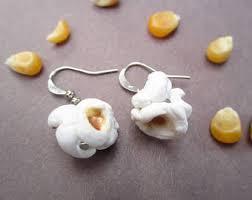 food earrings unique earrings etsy