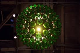 Whiskey Bottle Chandelier Inside Jameson Distillery Bow St We Take A Look Around Their