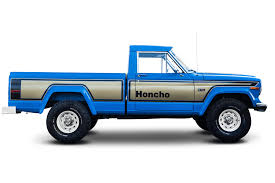 amc jeep truck grand wagoneer the complete collection of our grand wagoneer for