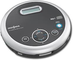 Mp3 Player For Blind Insignia Portable Cd Player With Fm Tuner And Mp3 Playback Black