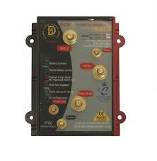 zero volt drop marine battery isolator