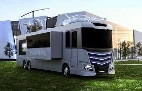 motorhomes for multi millionaires u2013 you won u0027t believe the extras