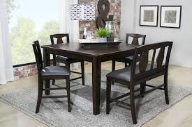 Counter Height Dining Room Table The Napa Counter Height Dining Room Collection Mor Furniture For