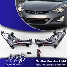 hyundai elantra daytime running lights elantra led picture more detailed picture about one stop