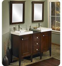 48 Double Sink Bathroom Vanity by Virtu Usa Gloria 48 Inch Grey Double Sink Bathroom Vanity Cabinet