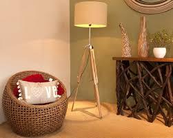 floor lamps 71rw6v5vewl sl1500 wooden tripod floor lamp plan