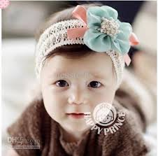 baby girl headbands and bows new baby girl flower headband hair bows hairband hair satin