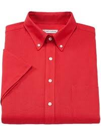 van heusen regular fit oxford easy care button down collar dress