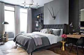 bedroom exquisite design bachelor pad stylish modern