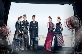 fashion designers models and celebrities defining our era
