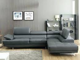 canap cuir gris clair canape en cuir gris canapac cuir gris bleutac 3 places canape fixe 3