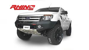 ford ranger 2015 rhino4x4 bumper delantero evolution 3 para ford ranger 2012 t6