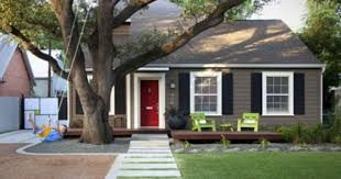 outdoor house small house exterior paint colors a site made distinctive red doors