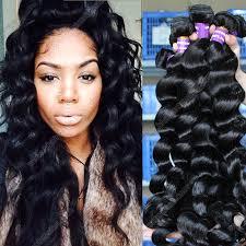 pics of loose wave hair virgin hair loose wave human hair bundles