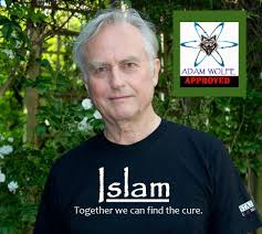 Dawkins Meme Theory - islam together we can find the cure atheist logic fail