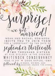 elopement invitations wedding invitations wedding invitation wording
