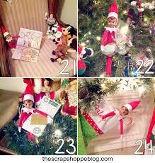 24 elf on the shelf ideas the scrap shoppe