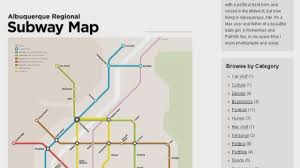 Alberkerky Usa Map by Pipe Dream A Subway Map Of Albuquerque Youtube
