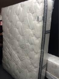 queen mattress only laura ashley linley euro top brand new