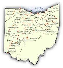 ohio map of cities made in ohio omti