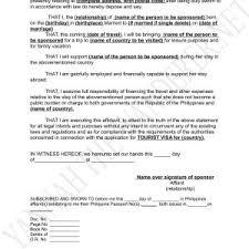 Affidavit Of Support Sle Letter For Tourist Visa Japan sle affidavit for lost birth certificate best of cover letter for