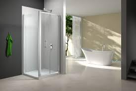 merlyn bifold door quality space saving shower door