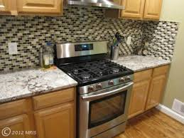 Kitchen Counter Tile - choosing kitchen granite color warm home design