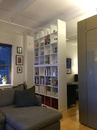 bookshelves as room dividers half wall divider ideas u2013 sweetch me