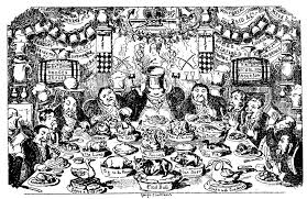 here s what 19th century cincinnatians ate for thanksgiving dinner