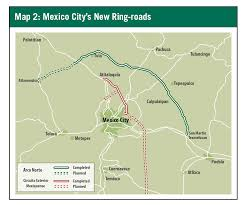 Queretaro Mexico Map by Mexico U0027s Evolving Network Of Modern Interstate Roadways Prologis