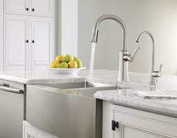 no water in kitchen faucet stainless steel tall apron front kitchen sink with coordinating