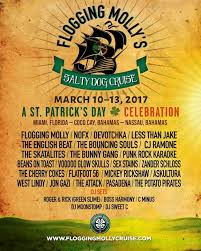 flogging molly announce 2017 st patrick u0027s day cruise with