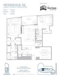floor plans u2013 icon las olas