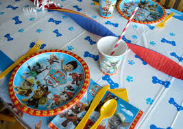 paw patrol birthday party idea shindigz