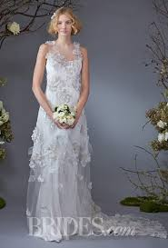 Whimsical Wedding Dress Whimsical Romantic Gowns For Older Brides