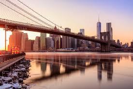 how long does it take to walk the brooklyn bridge manhattan sunset from brooklyn bridge park