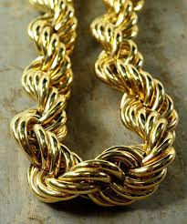 large gold ring necklace images 47 trends every 39 80s and 39 90s girl remembers gold jewellery 80 jpg