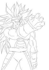 dragon ball coloring pages goku super saiyan 5 dessincoloriage