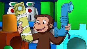 curious george season 2 episode 14 curious george spy monkey