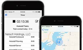 android tracker mobile time clock and employee tracking hubstaff