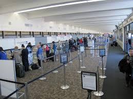 Phoenix Sky Harbor Terminal Map by Phoenix Terminal 2 Ticketing 2012