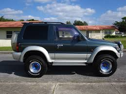 mitsubishi suv blue fleetwood8890 1994 mitsubishi pajero specs photos modification